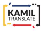 Kamil Translate Logo